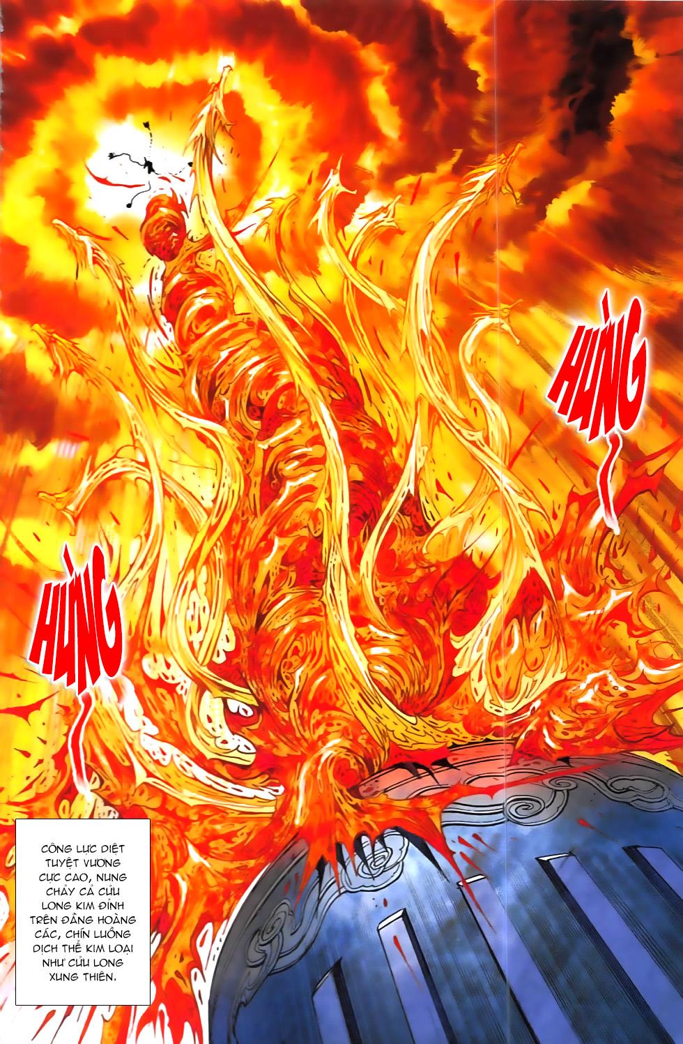 Hoàng Giả Chi Lộ Chap 11.1 - Next Chap 12