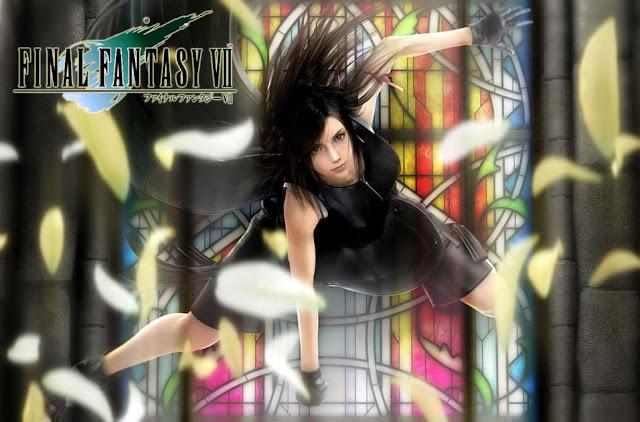 Final Fantasy VII Save Data