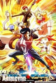 Space☆Dandy SS2 - Space☆Dandy 2nd Season 2014 Poster