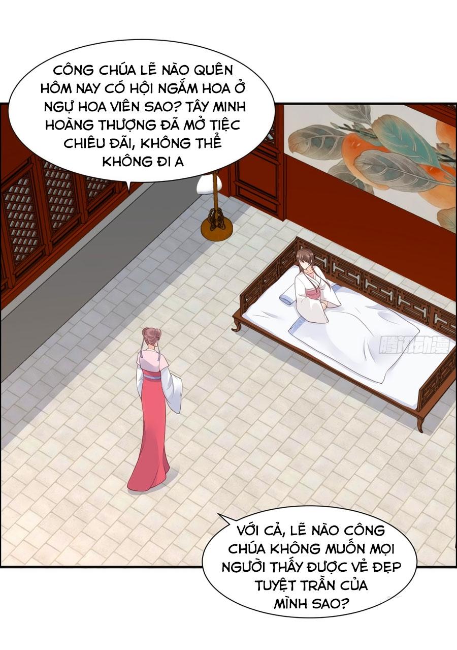 Tà Vương Phúc Hắc Sủng Nhập Cốt chap 30 - Trang 8