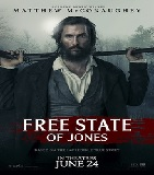 Sinopsis Film Free States of Jones (2016)