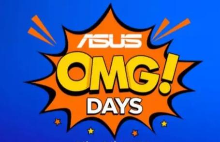 OMG!Deals on Zenfone Max Pro M1, Zenfone Lite L1, Zenfone 5Z Days begins February 6 on Flipkart
