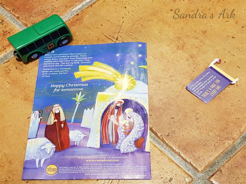 Sandras Ark Advent Calendar Review Through The Eyes Of A