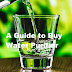 A Guide to Buy Water Purifier