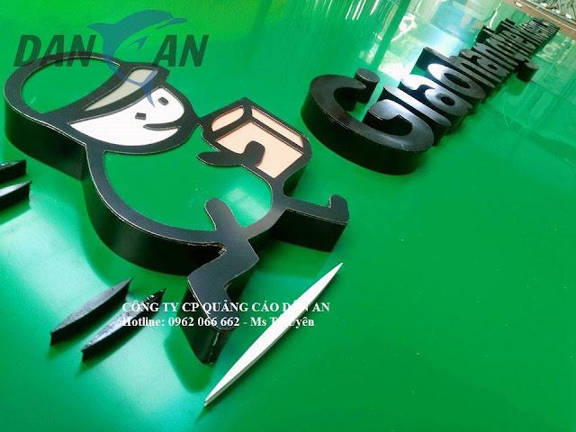Tìm địa chỉ làm biển quảng cáo Alu chữ nổi chuyên nghiệp ở Thanh Hóa