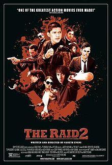 The Raid 2 - Berandal (2014)