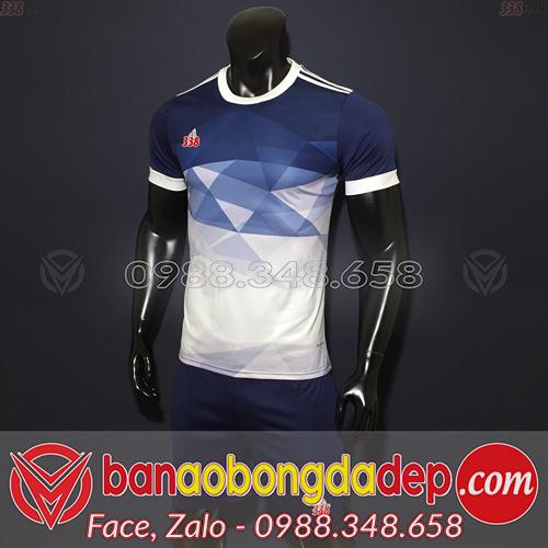 Áo không logo Adidas RiO SLM01 Tím Than
