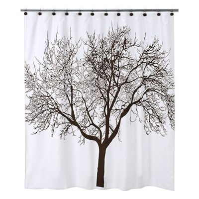 Gafunkyfarmhouse This 39 N That Thursdays A Veritable Forest Of Tree Themed Shower Curtains