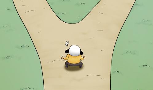 Kim Chi & Củ Cải (bộ mới) phần 396: Con đường yêu