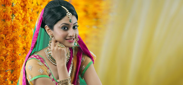 Makeup desing for bride. Beauful Makeup desing for bride
