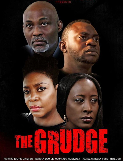 the grudge nollywood movie