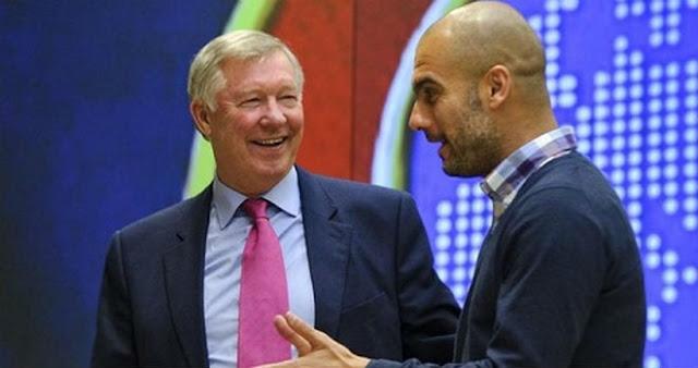 MU & cuộc tình cay nghiệt: Bữa tối bí mật của Sir Alex và Pep Guardiola 2