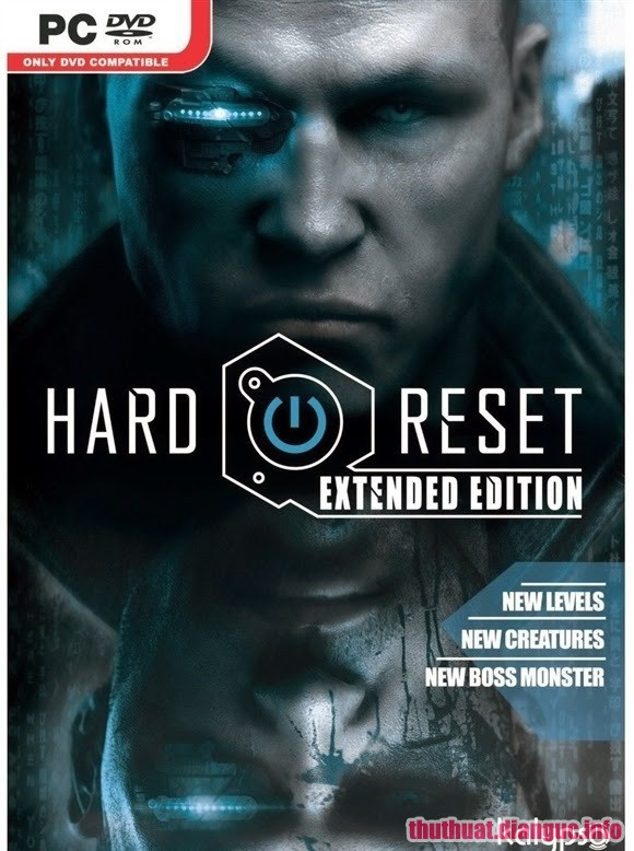 Download Game Hard Reset Extended Edition - FLT Full crack