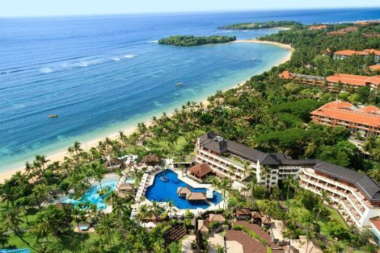 Keliling Indonesia Nusa Dua Tempat Wisata Di Bali