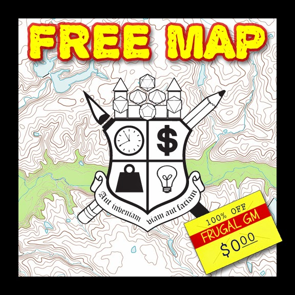 Free Map 036: Mountain Valley