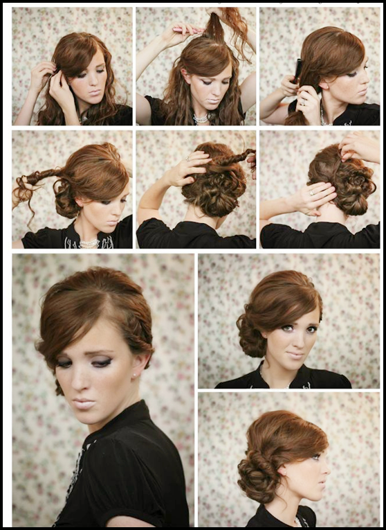 Surprising Low Side Bun Hairstyles For Everyday Latest Hair Styles Amp Colors Hairstyle Inspiration Daily Dogsangcom