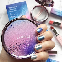 [Review] Laneige BB Cushion  milky way