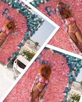 Rukky Sanda bikini bod