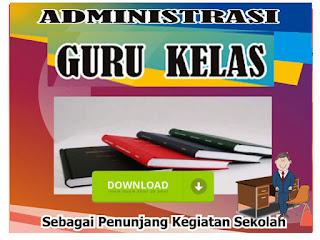 Aplikasi Administrasi Guru Terlengkap dengan Format File Excel dan Words