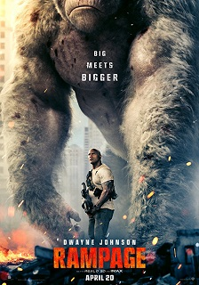 Rampage: Destruição Total (2018) Torrent – Dublado HDRip 720p Download