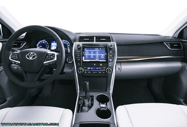 2017 Toyota Camry XLE Release Date Canada Interior