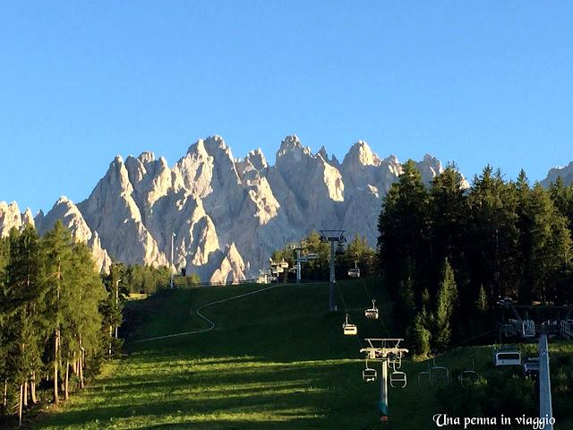 foto montagna estate Dolomiti