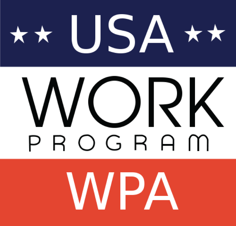 1935 works project administration wpa Nothing makes more sense, for example, than reviving programs like the works progress administration (wpa), started in the 1935, as well as the civilian conservation corps (ccc), begun in 1933 these programs, focused on employing young people whose families were on relief, completed many.