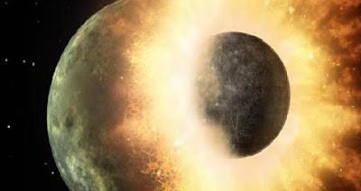 Sebenarnya, Bumi Adalah Dua Planet yang Menyatu
