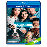 Familia al instante (2018) BRRip 720p Audio Dual Latino-Ingles