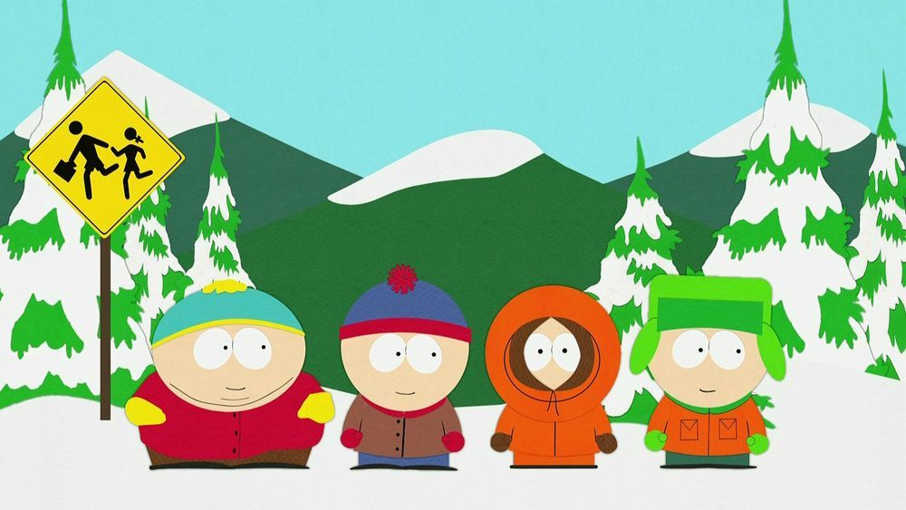 Comedy South Park Bigger Longer Uncut 1999