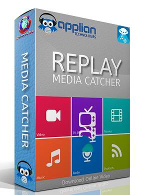 Replay Media Catcher 6.0.1.37