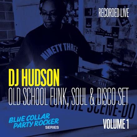Blue Collar Party Rocker Series - Vol 1 | Montags Mixtape von DJ Hudson