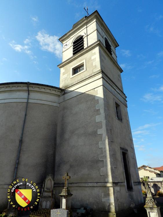 RIGNY-SAINT-MARTIN (55) - L'église Saint-Martin