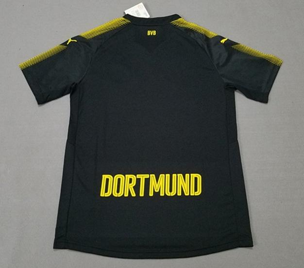 Borussia Dortmund Away Football Shirt 17 18