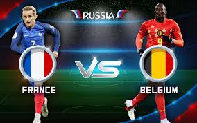 مشاهده مباراه فرنسا وبلجيكا بث مباشر اليوم 10-7-2018 رابط مباشر لعبه فرنسا ضد بلجيكا يوتيوب