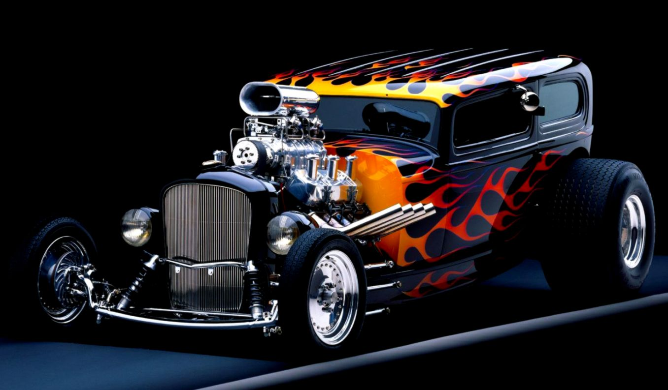 Cool Muscle Car Wallpapers | HD Wallpapers Plus