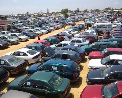 Prices of Second Hand/Tokunbo/Belgium/Cotonou Cars in Nigeria