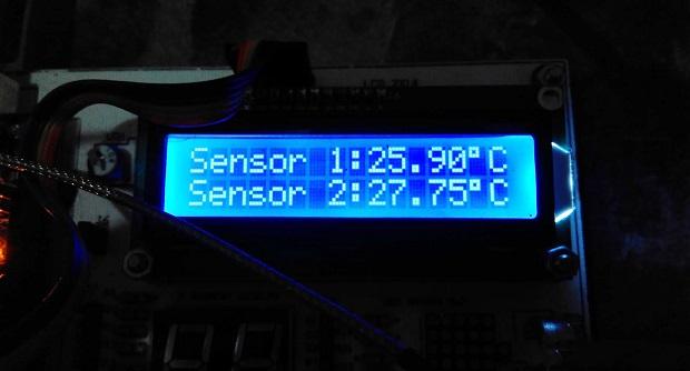 Rangkaian Sensor Pengukur Suhu Sederhana Menggunakan IC LM35