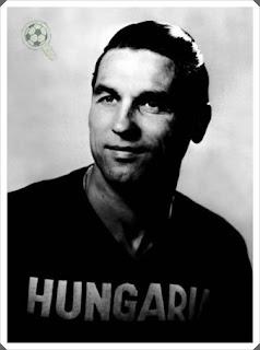 Grosics Hónved Hungary
