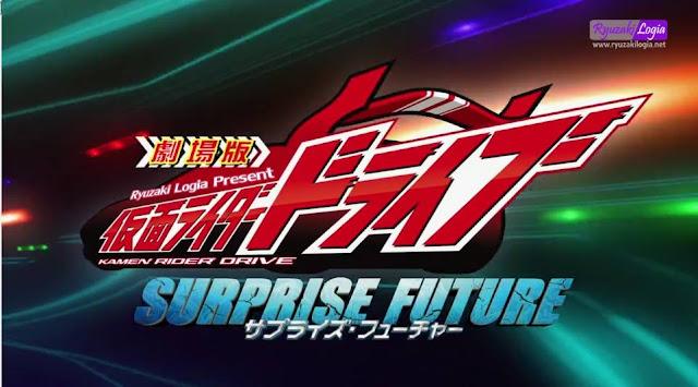 Kamen Rider Drive The Movie: Surprise Future Subtitle Indonesia