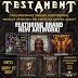 Álbuns do Testament são relançados com novas capas