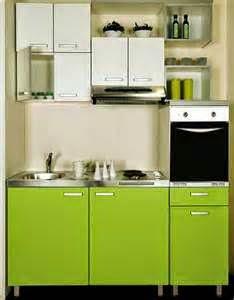desain dapur minimalis rumah kecil