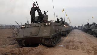 πρέπει να είναι οπλισμένη για να πολεμήσει εναντίον του εχθρού του λιβανικού έθνους