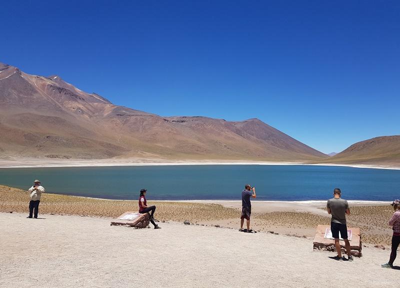 Lagunas Altiplanicas, Salar do Atacama