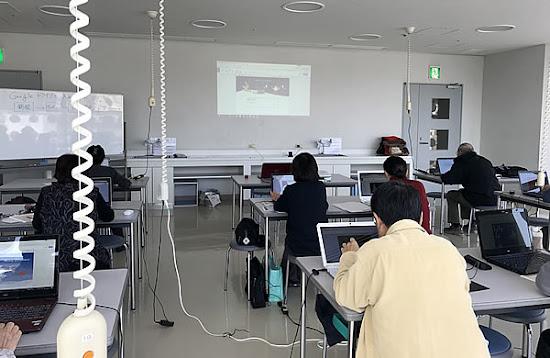 尾張瀬戸駅パルティでパソコン教室やってます