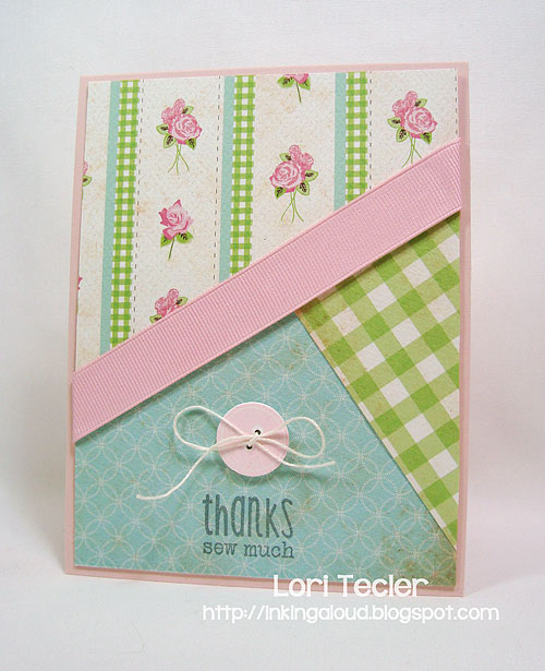 Thanks Sew Much-designed by Lori Tecler-Inking Aloud-stamps from Waltzingmouse Stamps