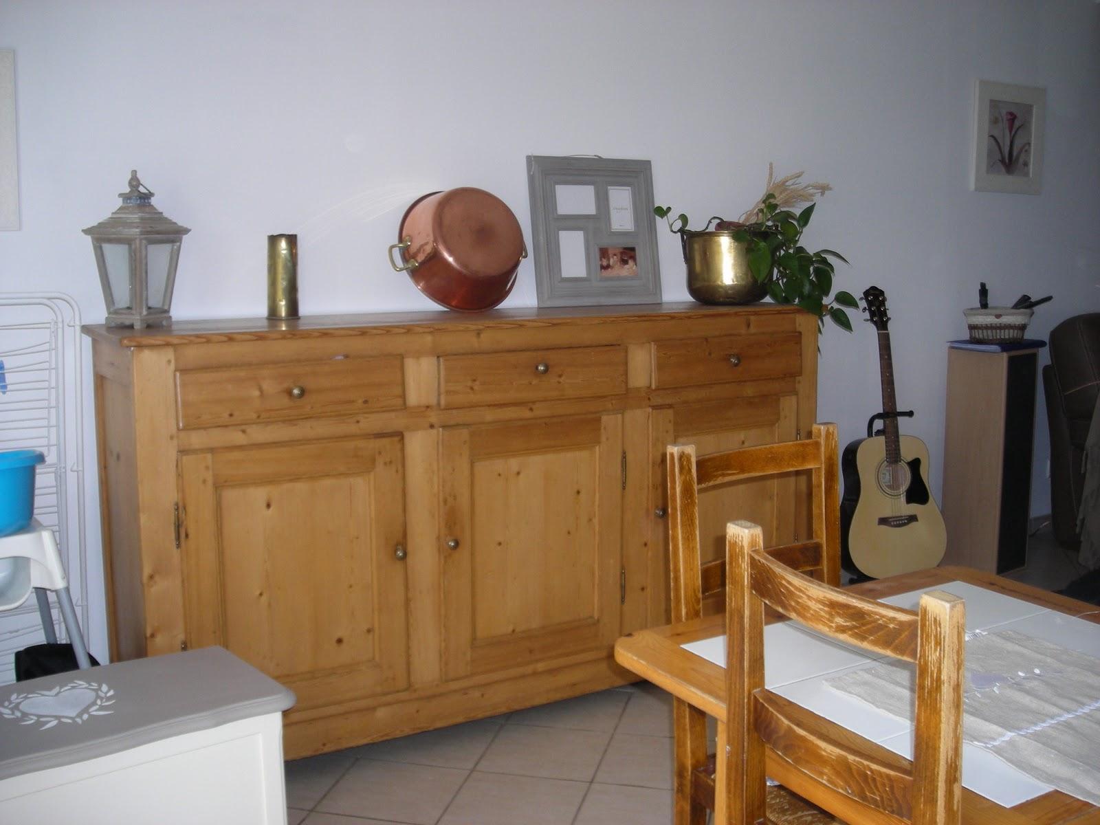 L\'Atelier Déco du Capagut: La salle à manger d\'Audrey