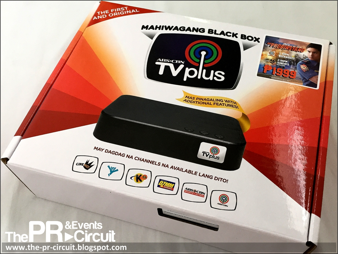 The Pr Circuit Digital Tv Arrives In Iloilo Via Abs Cbn Tv Plus