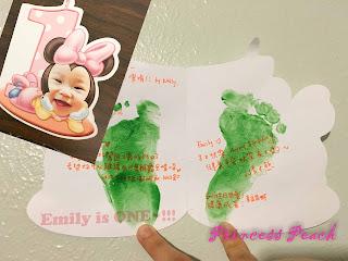 茉莉生日卡片