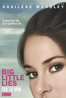 Big Little Lies Poster Shailene Woodley